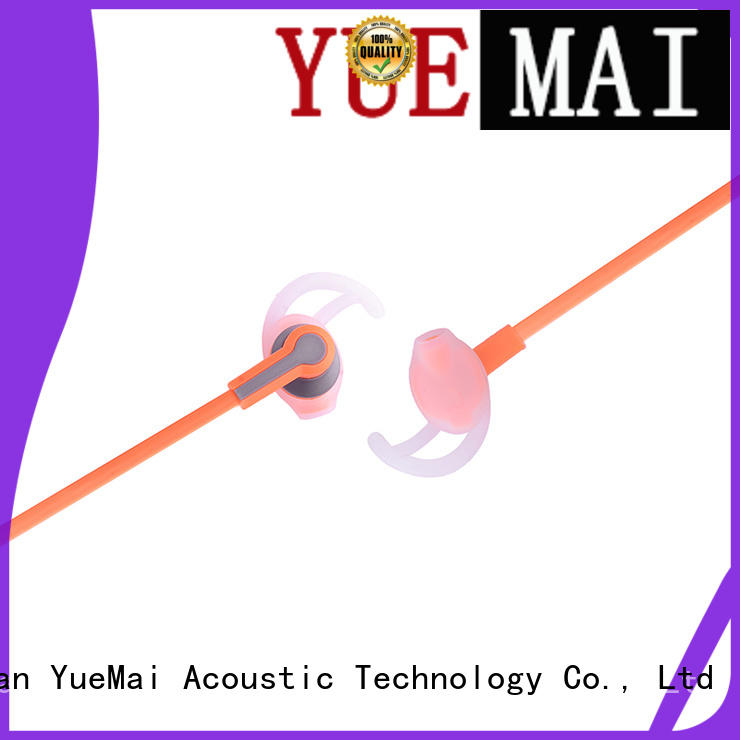YueMai Acoustic Technology professional bluetooth sports earbuds latest for both kids and adults