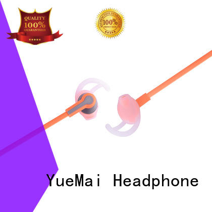 Quality YueMai Acoustic Technology Brand dynamic professional bluetooth earphones for running