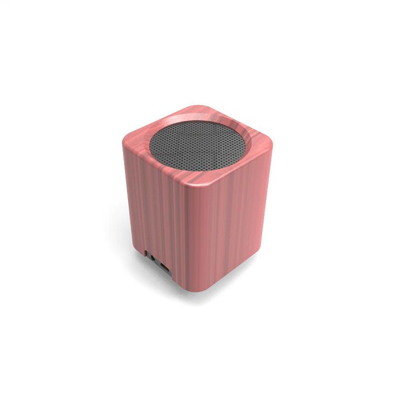 Wood Bluetooth portable wireless speaker