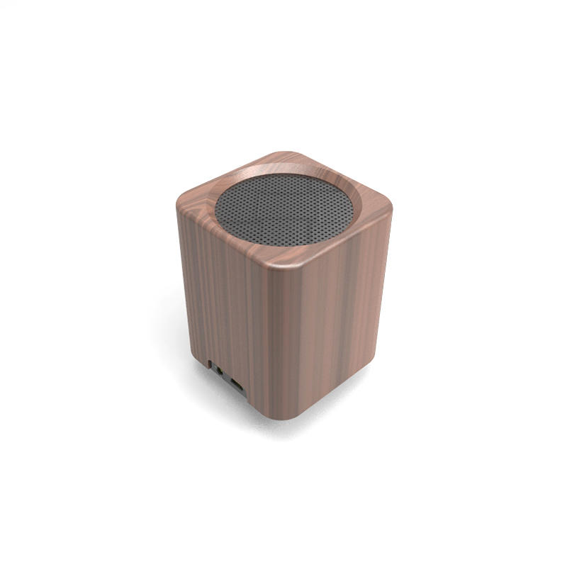 Wood Bluetooth portable wireless speaker