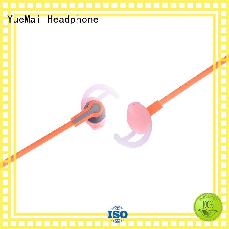 YueMai Acoustic Technology professional best exercise headphones with great bass for mobile
