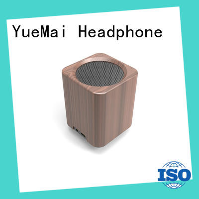 YueMai Acoustic Technology big wooden speakers with good price for kids and adults