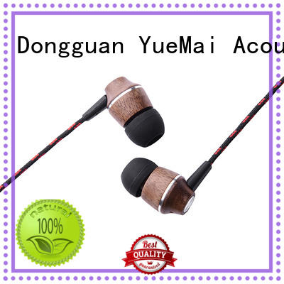 universal wooden earbuds for sale
