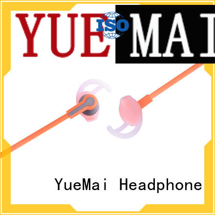 latest cheap bluetooth headset with great bass for both kids and adults YueMai Acoustic Technology