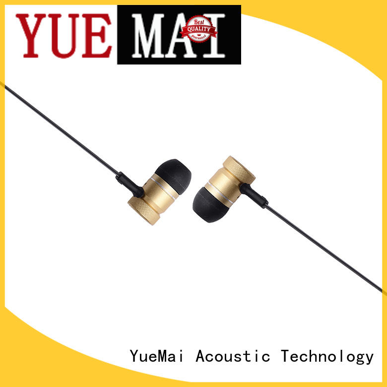 hot sale metal beats earbuds ymb for mobile YueMai Acoustic Technology