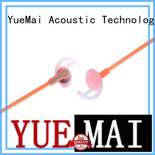 YueMai Acoustic Technology professional cordless headphones for running with great bass for sale