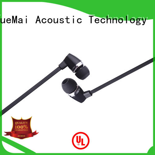 earbuds Custom free wooden earbuds oem YueMai Acoustic Technology