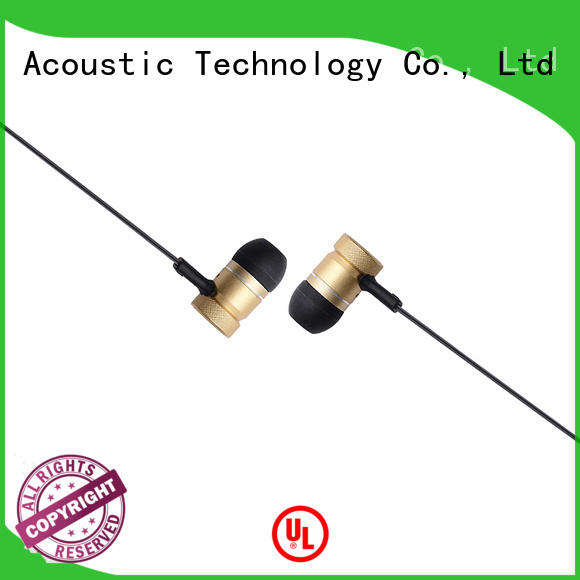 YueMai Acoustic Technology best headset metal without logo for mobile