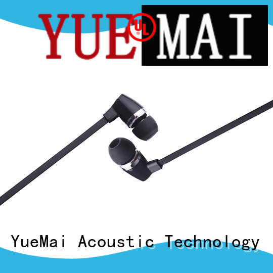 professional beat style wood earphone ymwwn for sale YueMai Acoustic Technology
