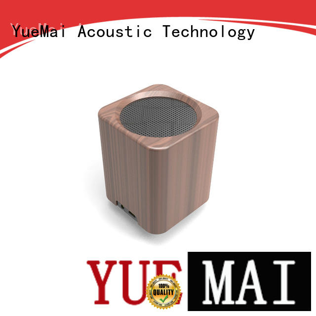 best wooden bluetooth speaker for sale YueMai Acoustic Technology