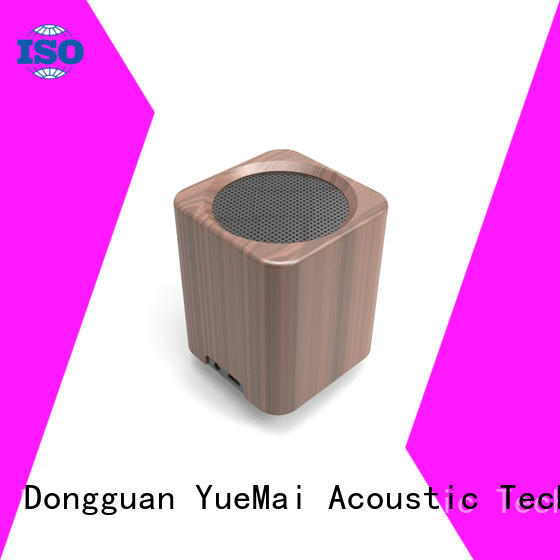oem best wooden bluetooth speaker with usb cable for pc