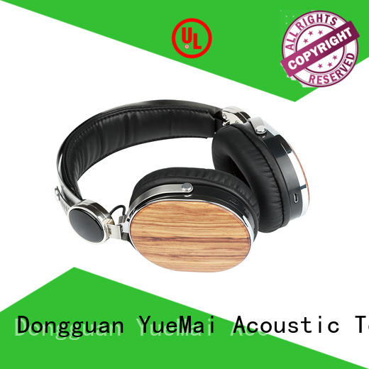 YueMai Acoustic Technology oem buy bluetooth headphones