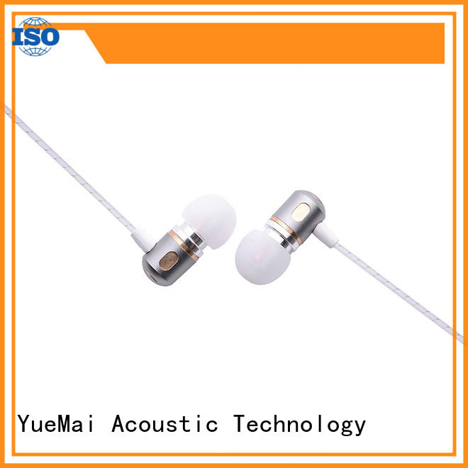 odm earbuds with metal cord from China for kids