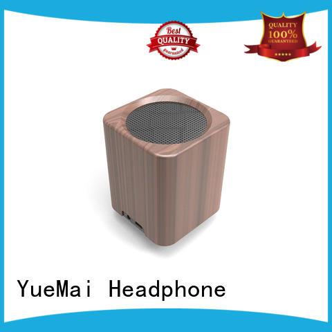 pocket size wooden speaker series for pc