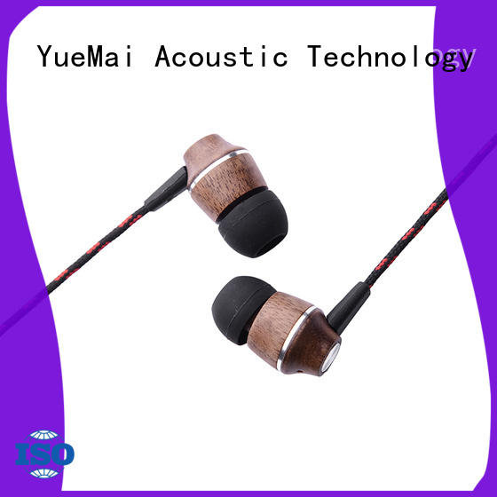 YueMai Acoustic Technology black small wireless bluetooth speakers for mobile and computer