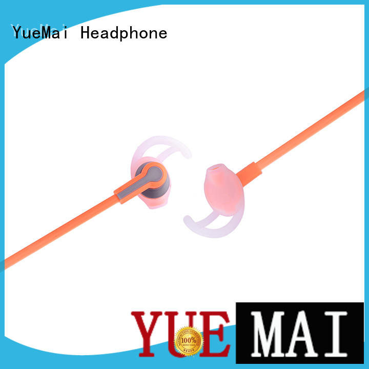 headset wireless YueMai Acoustic Technology Brand wireless bluetooth earbuds for running factory