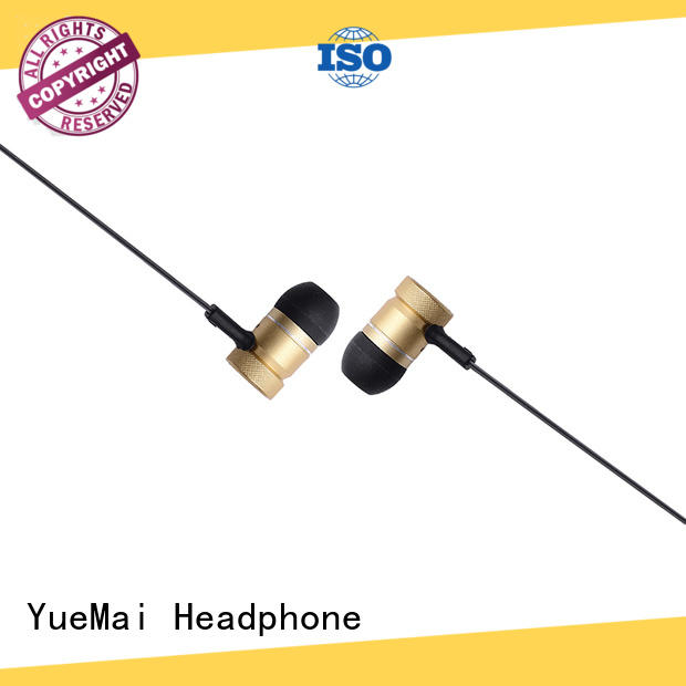 earphones for metal best for sale YueMai Acoustic Technology