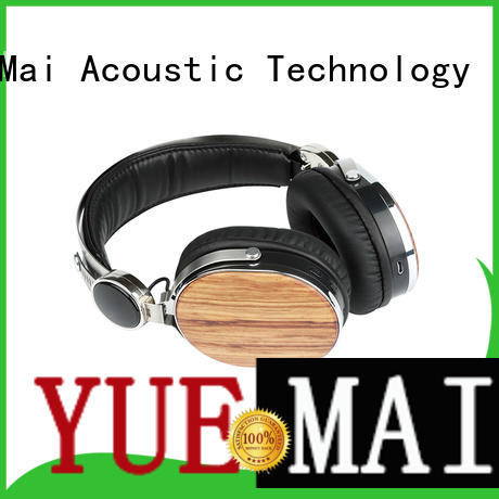 new cherry wood headphones ymb for sale YueMai Acoustic Technology