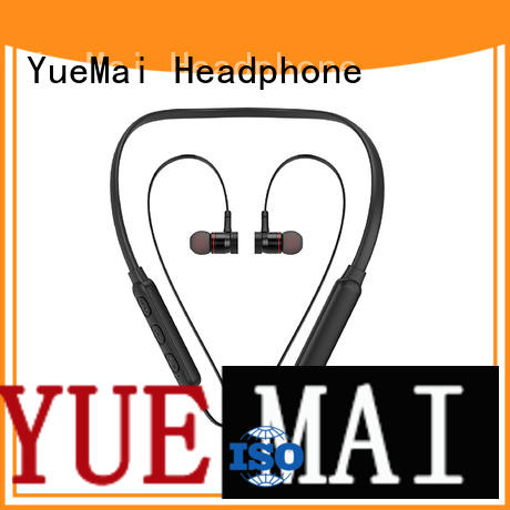 YueMai Acoustic Technology metal earbud company for kids and adults