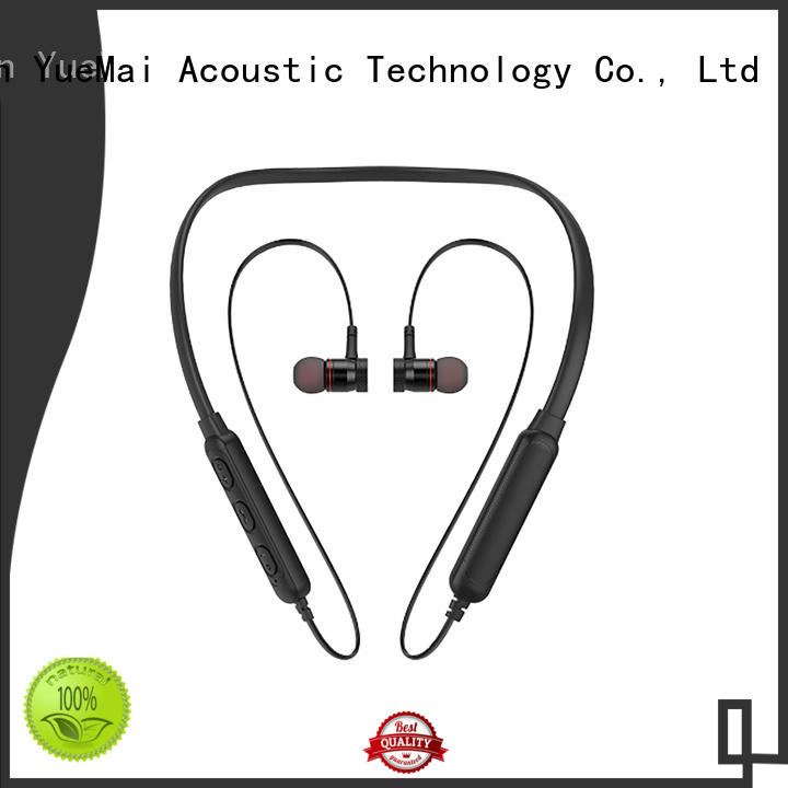 YueMai Acoustic Technology mini best bluetooth stereo headphones manufacturer for kids