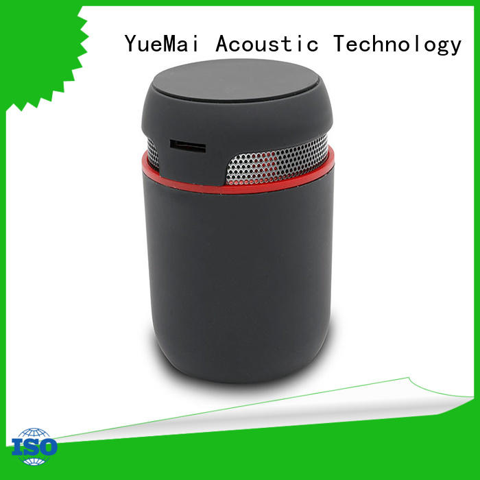YueMai Acoustic Technology wooden wifi speaker with good price for adults