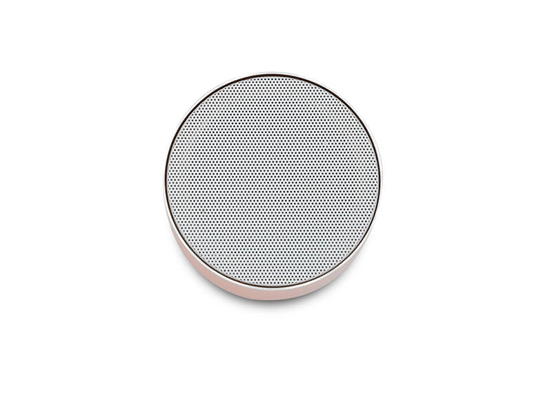 bluetooth mini speaker wireless metal speaker