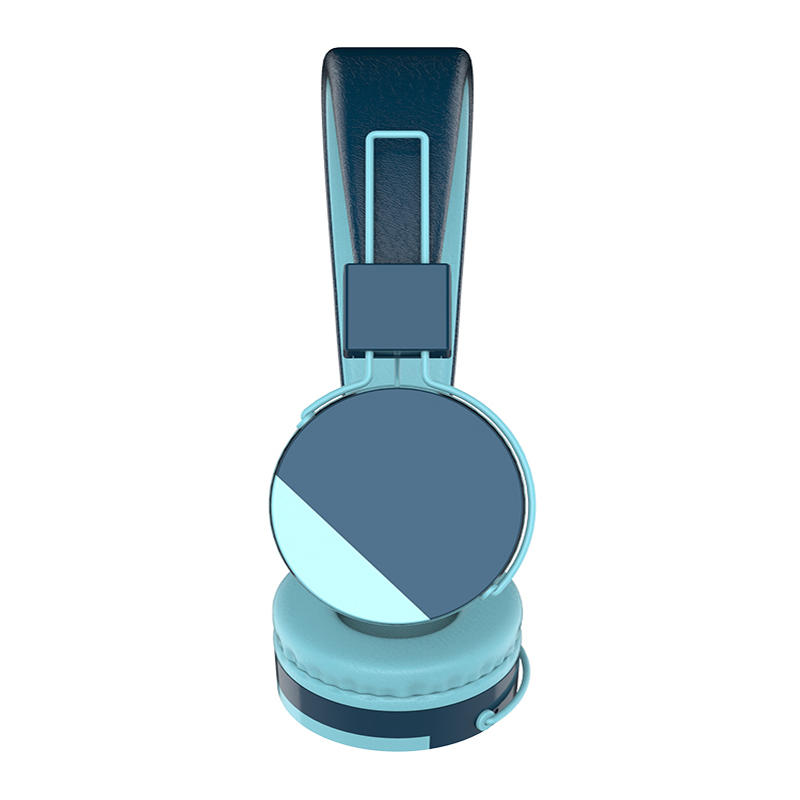 Wired over ear headphone for both kids and adults
