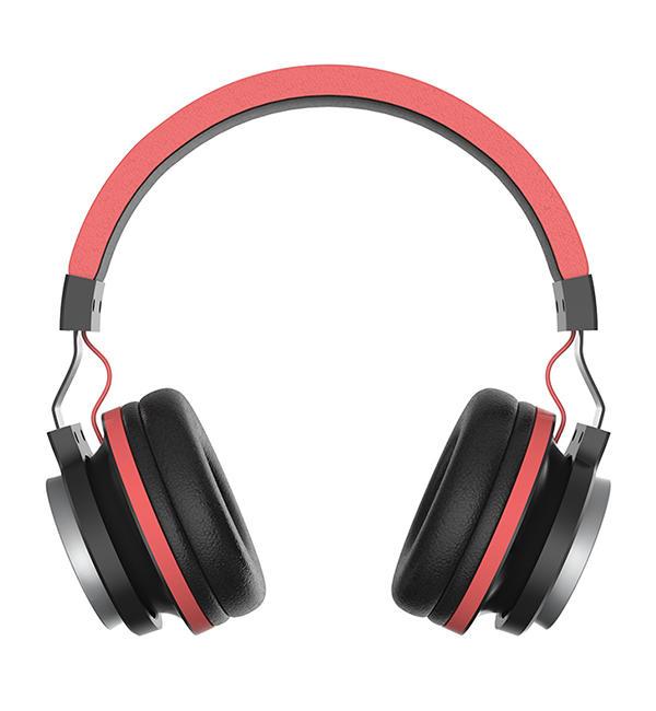 Matt finish wired headphones