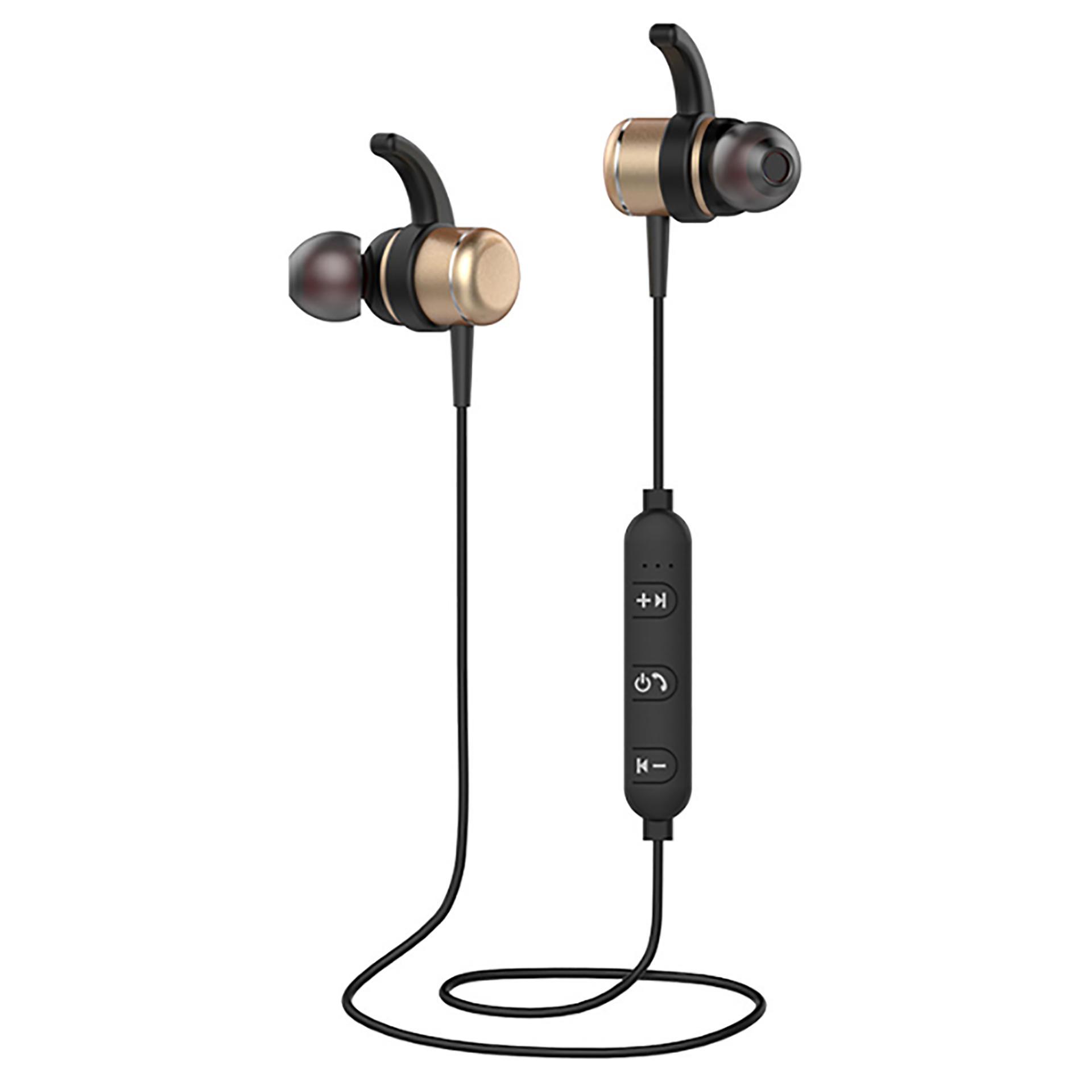 Sport Bluetooth Earphone with New Design V5.0 bluetooth in-ear headphone