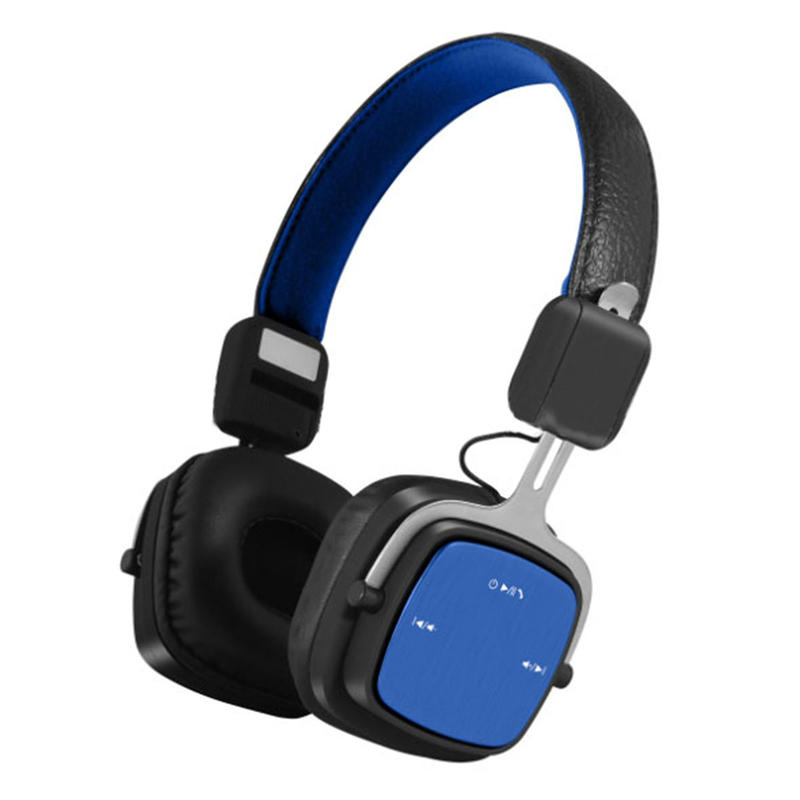 wireless Bluetooth over ear headset