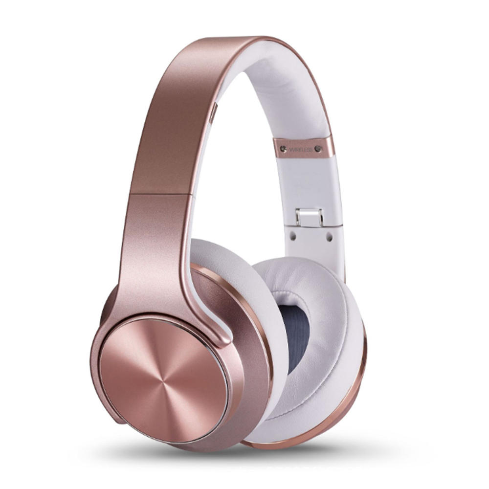 Bluetooth V5.0 Over Ear headphones Foldable Wireless headsets BT headphones