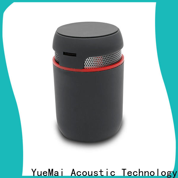 YueMai Acoustic Technology odm mini wooden speaker inquire now for adults