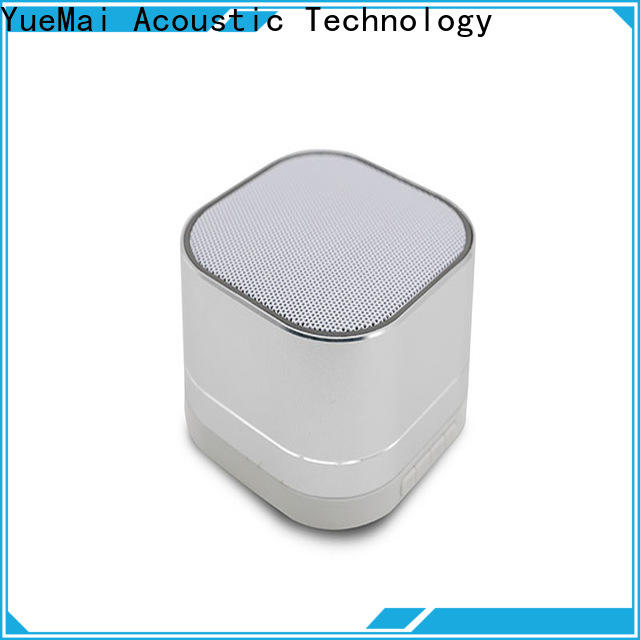 YueMai Acoustic Technology portable great bluetooth speakers with good price for kids