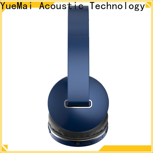 YueMai Acoustic Technology oem bluetooth headset for gym manufacturer for ipad
