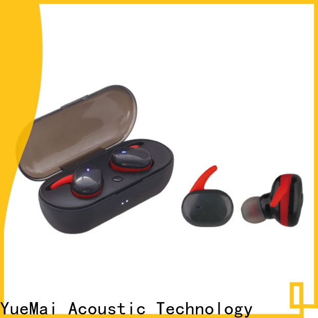 YueMai Acoustic Technology bluetooth sports earbuds with microphone for kids and adults