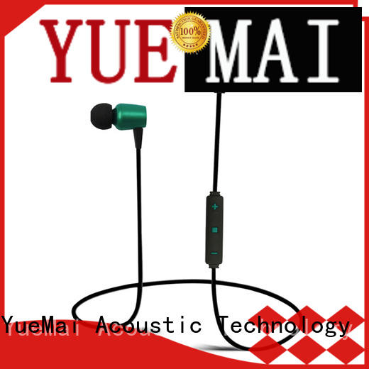 YueMai Acoustic Technology exercise headphones directly sale for adults