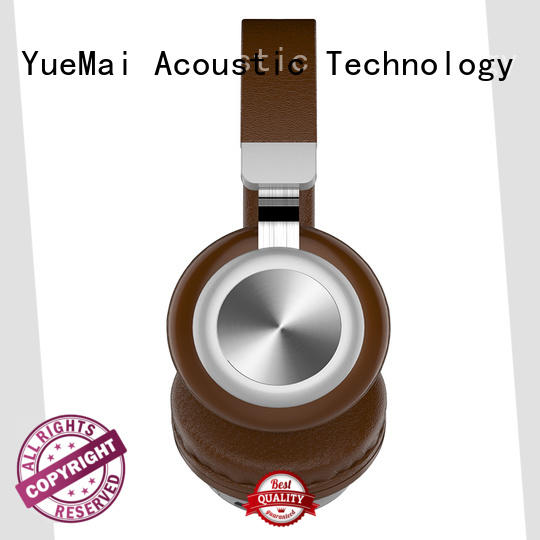 compact bluetooth headphones professional for kids YueMai Acoustic Technology