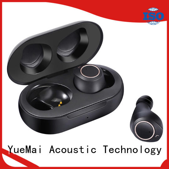 YueMai Acoustic Technology best sport wireless bluetooth headphones factory direct supply for sale