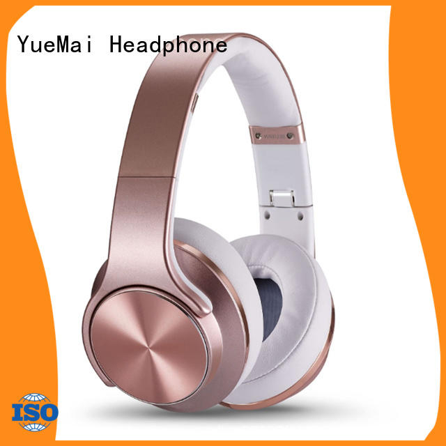 YueMai Acoustic Technology popular top rated bluetooth headphones wholesale for kids
