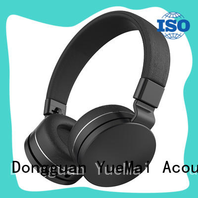 YueMai Acoustic Technology comfortable cheap kids headphones manufacturer for kids and adults