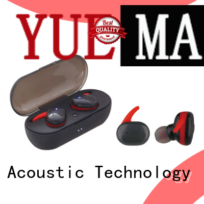 YueMai Acoustic Technology tws sport true top rated bluetooth headphones headset for adults