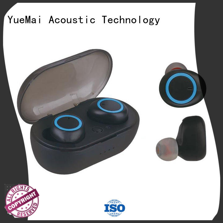 YueMai Acoustic Technology oem top rated bluetooth headphones manufacturer for both kids and adults