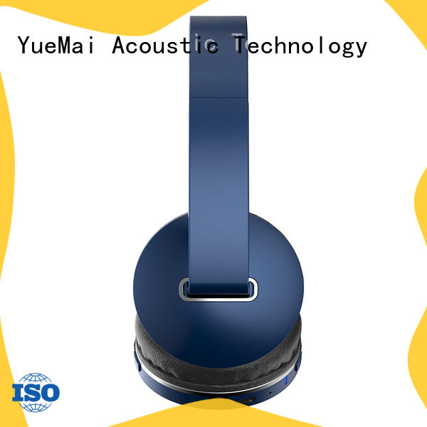 YueMai Acoustic Technology beats bluetooth running headphones with microphone for kids