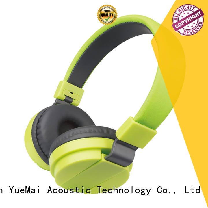 YueMai Acoustic Technology oem best wired earphones for sale
