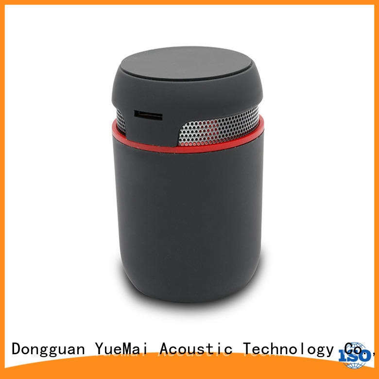 pocket size native wooden bluetooth speaker with good price for kids