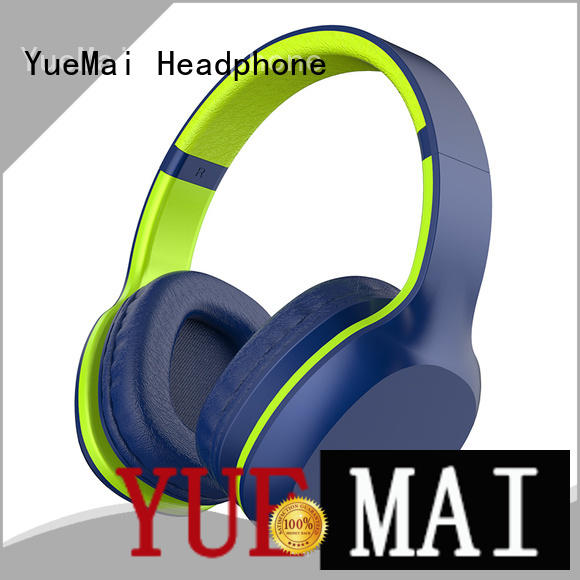 top rated bluetooth headphones ym for kids YueMai Acoustic Technology