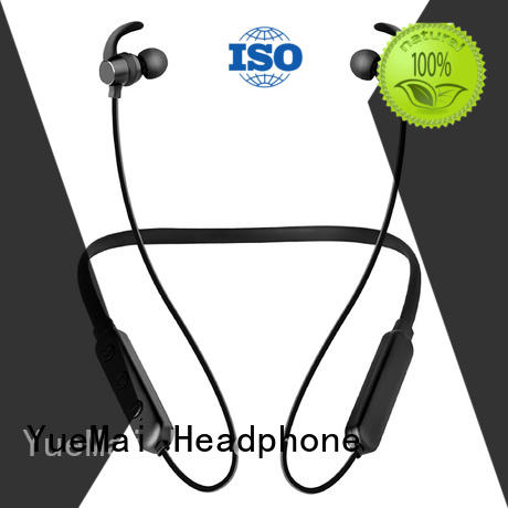 YueMai Acoustic Technology wireless compact bluetooth headphones earbuds for both kids and adults