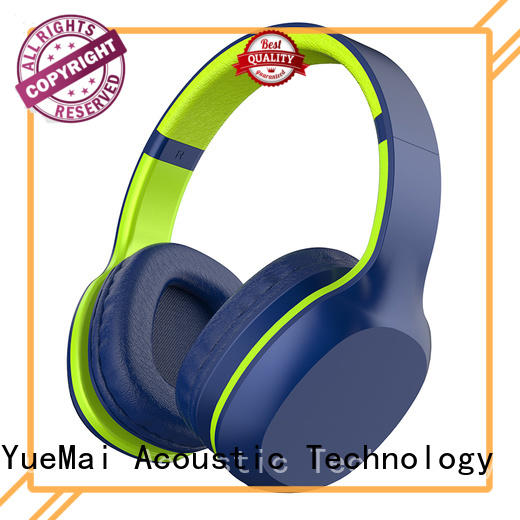 YueMai Acoustic Technology best bluetooth earphones for running with good price for both kids and adults
