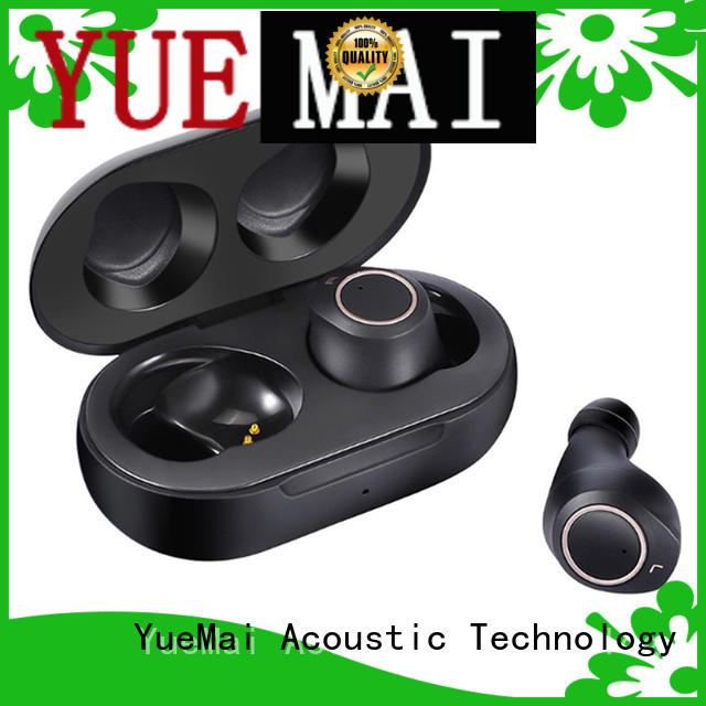YueMai Acoustic Technology best wireless earphones for running inquire now for kids