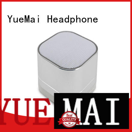 YueMai Acoustic Technology professional best wooden bluetooth speaker directly sale for adults